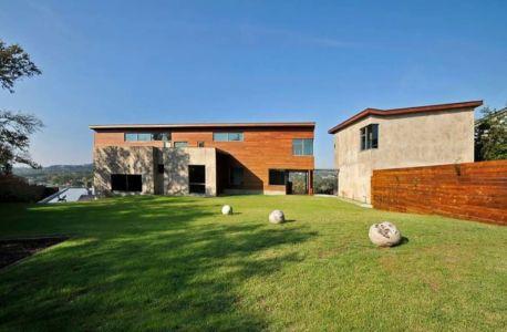 façade jardin - maison en bois par andersson-wise, Mont Bonnel, USA.jpg