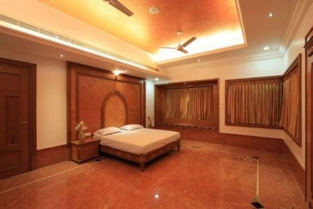 Vaste Chambre Principale - Royal-Splendour-House Par Ansari And Associates - Ayyampet, Inde