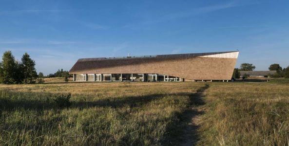 Vaste Prairie - Dune-House Par Archispektras - Lettonie