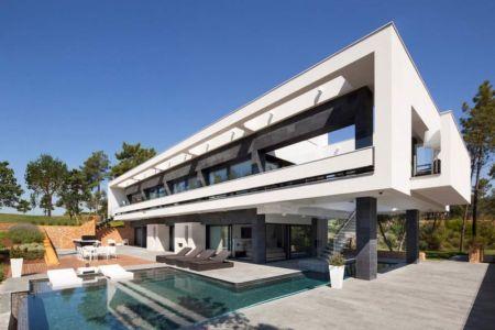Terrasse & Piscine - la-vinya par Lagula Arquitectes, Malavella, Espagne