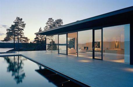 Villa Abborrkroken par John Robert Nilsson - Suède