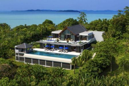 Villa Padma en location à Cape Yau, Phuket + d'infos