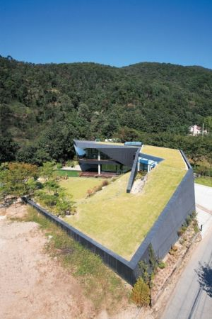Villa Topoject par AND - Gyeonggi-do , Corée du Sud