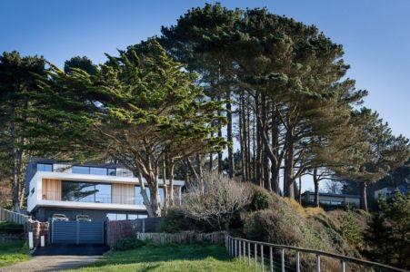Vue Panoramique & Clôture - house-crozon par Pierre-yves Le Goaziou - Crozon, France