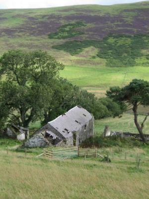 Vue Panoramique & Paysage - maison typique par WT Architecture - Biggar, Royaume-Uni