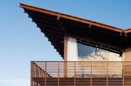 Vue Panoramique Toit - Casa Tropical par Camarim - Mundau, Brézil