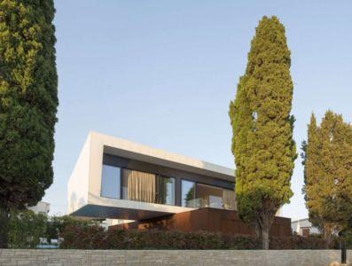 Vue Panoramique - Villa Materada par Proarh, Croatie.jpg