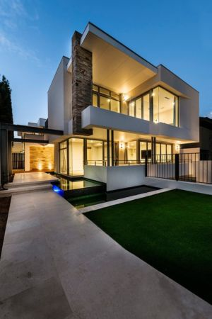 Vue Panoramique - cottesloe-residence par Custom-Homes - Perth, Australie