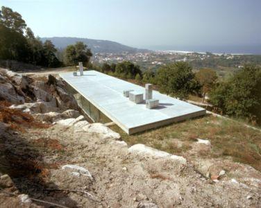 Vue Pnoramique Toit - house-moledo par Eduardo Souto - Moledo, Portugal