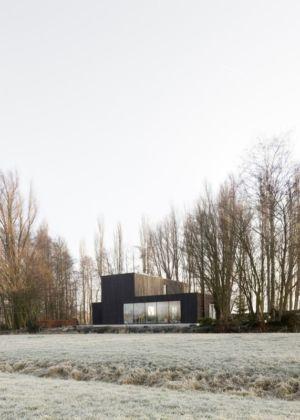 Vue Principale - huize-looveld par Studio Puisto Architects, Duiven, Pays-Bas