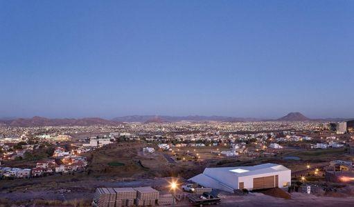 Vue panoramique Zone - house-chihuahua par Productora - Chihuahua, Mexique