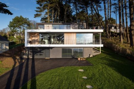 Vue panoramique - house-crozon par Pierre-yves Le Goaziou - Crozon, France
