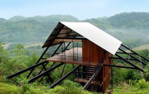 Vue principale - bungalow par narein-perera - Matugama, Sri Lanka