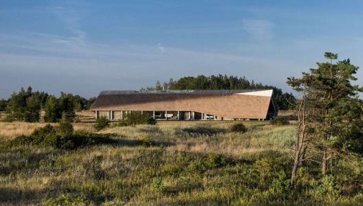 Vue D\'ensemble - Dune-House Par Archispektras - Lettonie