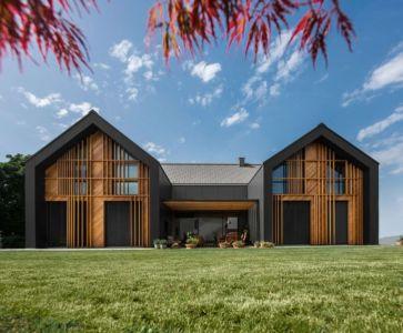 Vue D\'ensemble - Family-Villa-XL - Sono-Arhitekti - Slovenie