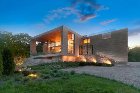 Vue D\'ensemble - Hampton-Home Par Barnes Coy Architects - Hamptons, USA