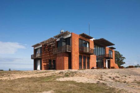Vue D\'ensemble - Luna-Llena-House Par Candida Tabet - Punta Del Este, Uruguay