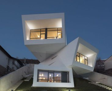 Vue D\'ensemble - Mosha House Par New Wave-Architecture - Mosha, Iran