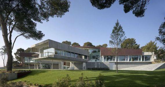 Vue D\'ensemble - Summer-Residence Par Fuses Viader Architects - Calonge, Espagne