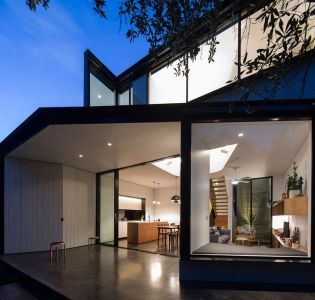 Vue D\'ensemble - Unfurled-House Par Christopher Polly Architect - Sydney, Australie