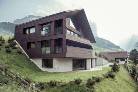 Vue D\'ensemble - Villa-A Par Perathoner - Selva De Val Gardena, Italie