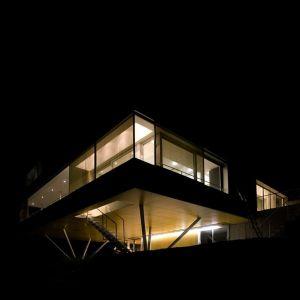 Vue D\'ensemble Nuit - Coma-House-2 Par Juan Marco - Castellón De La Plana, Espagne