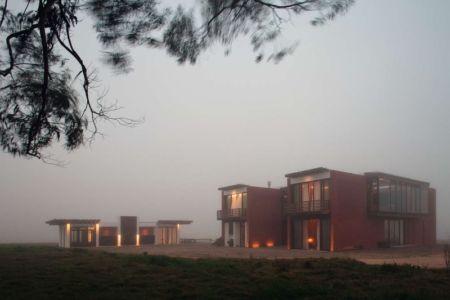 Vue D\'ensemble Tempête - Luna-Llena-House Par Candida Tabet - Punta Del Este, Uruguay