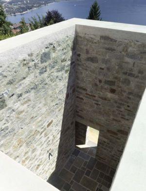 Vue Panoramique Entrée - Building-Brione Par Meuron Romeo - Minusio, Suisse