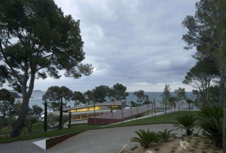 Vue Panoramique Mer & - Summer-Residence Par Fuses Viader Architects - Calonge, Espagne