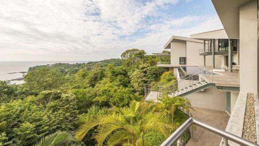 Vue Panoramique Paysage & Océan - Casa Sea La Vie Par Sarco Architects, Costa Rica