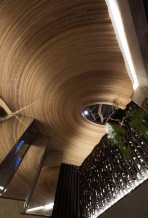 Vue Panoramique Plafond En Arc - Dayangsanghoi Par Tune Planning - Seoul, Coree Du Sud