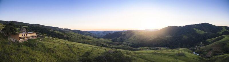 Vue Panoramique Site - Catucaba-Farm Par Studio MK27 - Catucaba, Brazil