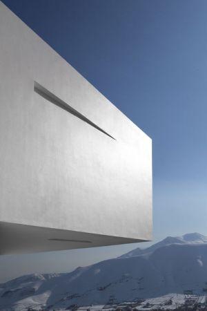 Vue Paysage - Mosha House Par New Wave-Architecture - Mosha, Iran