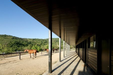 Zone Chevaux - houses-10-and-10-10 par Gonzalo Mardones - Tierras Blancas, Chilie
