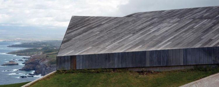 léments toiture - Clifftop House Maui par Dekleva Gregoric Arhitekti - Maui, Hawaï