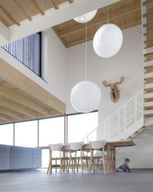 Séjour - huize-looveld par Studio Puisto Architects, Duiven, Pays-Bas