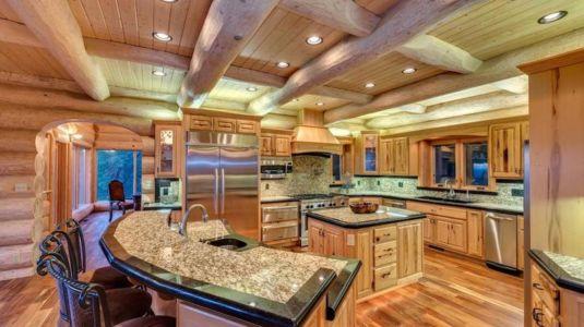 Cuisine - Mountain-Top-Manor - Blue Ridge, Georgie