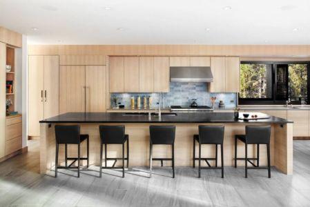 cuisine - butterfly-house par Sagemodern - Californie, USA
