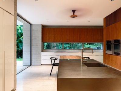 lot cuisine - 59BTP House par ONG&ONG - Singapour