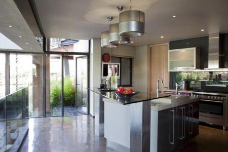 lot cuisine - House Tsi par Nico van der Meulen Architects - Afrique du Sud