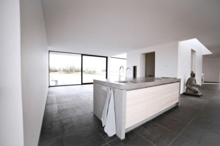 lot cuisine - Private Villa par Engel Architecten - Blauwestad, Pays-Bas