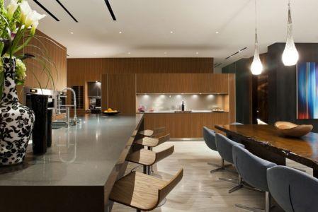 lot cuisine - Tresarca House par assemblageSTUDIO - Las Vegas, Nevada, Usa