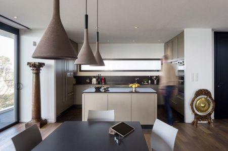 séjour et cuisine - house-crozon par Pierre-yves Le Goaziou - Crozon, France