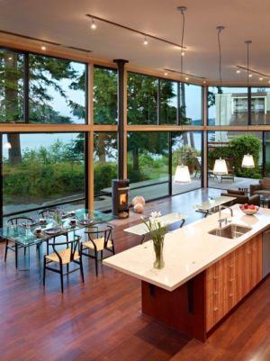 îlot de Cuisine - port-ludlow-house par Finne - Washington, USA