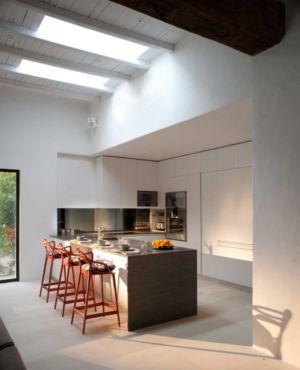 îlot central de cuisine - Ibiza-House par TG-Studio - île-Ibiza, espagne