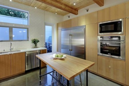 quipements cuisine - Unique Reclaimed Modern par Dwell Development LLC - Seattle, Usa