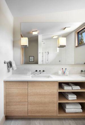 salle de bains - butterfly-house par Sagemodern - Californie, USA