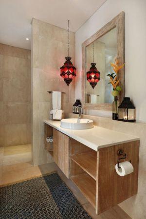 étagère salle de bains - jodie-cooper-design par Jodie Cooper Design - Bali, Indonesie