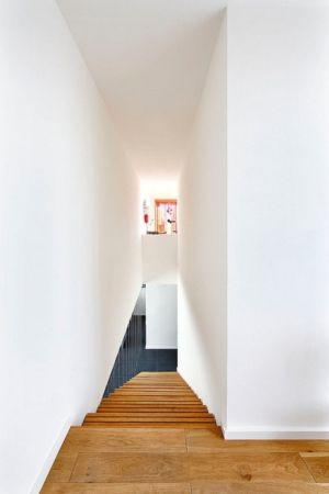 tage escalier - House W par Studio Prototype - Duiven, Pays-Bas