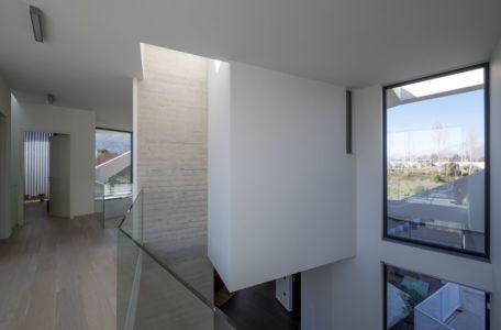 tage mezzanine - Paradox house par Klab architecture - Athènes, Grèce